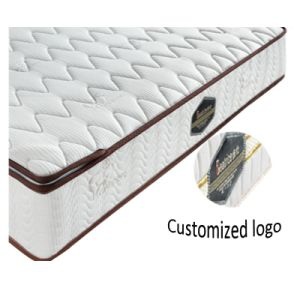 Euro Style Super Comfort 40 Density Foam Sring Mattress pictures & photos