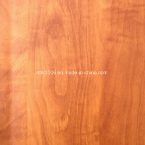 Wood Plastic PVC Wood Grain Film pictures & photos