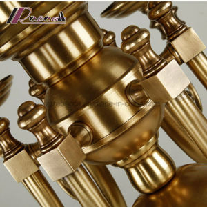 Modern Luxurious Adjustable Brass Chandlier for Cashier Counter pictures & photos