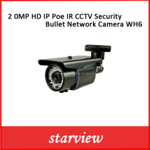 2.0MP HD IP Poe IR CCTV Security Bullet Network Camera pictures & photos
