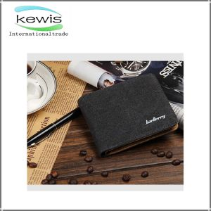 New Style Design PU Leather Men Wallet pictures & photos