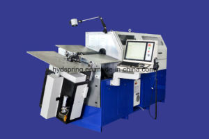Automatic CNC Wire Bending Machine with 7 Axis & Spring Machine pictures & photos