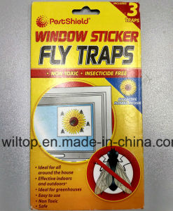 Window Sticker Flower Fly Traps (PM243) pictures & photos