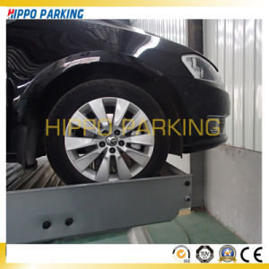 Car Elevating Parking Platform/Small Car Parking Lift pictures & photos