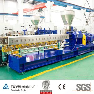 High Concentration Color Plastic Masterbatch Production Line pictures & photos