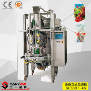 Four Corner Seal Box Type Packing Machine pictures & photos