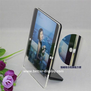 Magnetic Acrylic Block Frames Professional Manufacturer pictures & photos