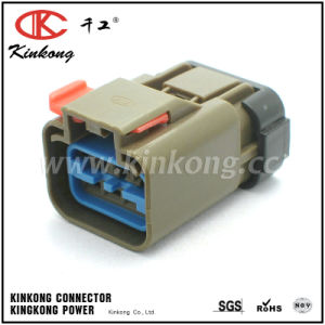 6 Pole Female Waterproof Automotive Electrical Connectors Ckk7067e-2.8-21 pictures & photos
