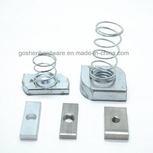 Wholesale New Product Carbon Steel Spring Channel Nut pictures & photos
