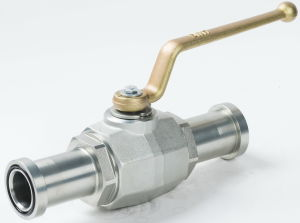 Ball Valve with SAE-Flanges pictures & photos