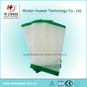 Medical Supplies Self Adhesive Semi-Permeable PU Film Raw Material pictures & photos