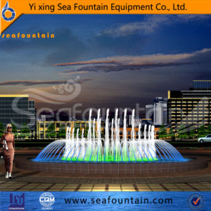Program Control Changeable Pool Fountain pictures & photos