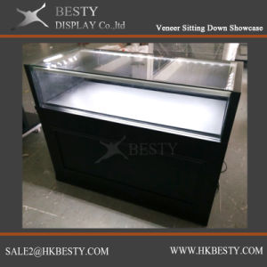 Jewelry Counter Showcase with LED Light pictures & photos