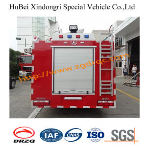 3.6ton Dongfeng Water Tank Fire Truck Euro2 pictures & photos