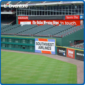 Outdoor Full Color Stadium LED Advertising Banner Perimeter pictures & photos