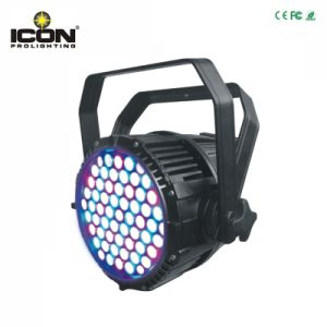 New 54X3w RGBW Waterproof LED PAR Light for Outdoor Lighting pictures & photos