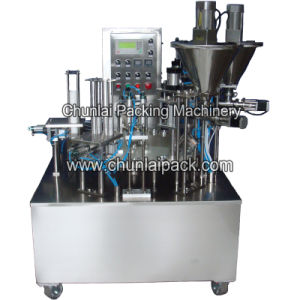 Rotary Kcup Filling and Sealing Machine pictures & photos