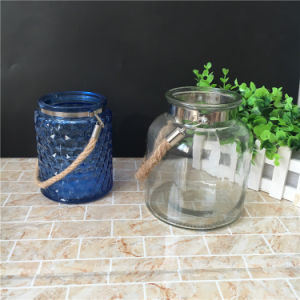 28oz Sprayed Glass Hanged Candle Jars 800ml pictures & photos