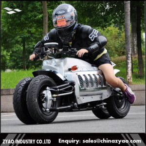 2017 New Dodge Tomahawk Concept of Motorcycle /150cc 4 Wheel Pocket Cheap Price Dodge Tomahawk pictures & photos