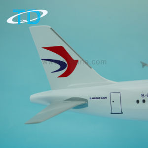 China Eastern Airlines Airbus 320 Resin Craft Model Airplane pictures & photos