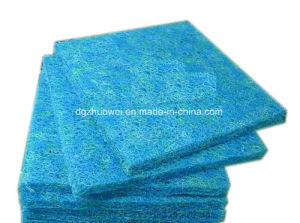 Water Resistance Washable Biological Filter Mat pictures & photos
