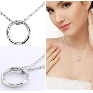 Elegant Women Jewelry Simple Sun Clavicle Chain Fashion Necklace pictures & photos