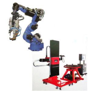 3 Dimension Manipulator & Robot Arm Control Center and Rotary Workplace Platform and Program System + Robot Arm for Thermal Spray Coating Spraying Painting pictures & photos