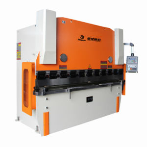 We67k 125t/3200 Electro-Hydraulic Servo Pump CNC Bender pictures & photos