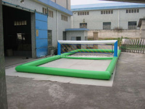 Inflatable Volleyball Court