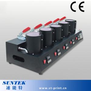 Combo 5 in 1 Fast Speed Ceramic Mug Heat Press Printing Machine pictures & photos