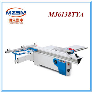 Mj6116tz Model Woodworking Cutting Machine Panel Saw Machine pictures & photos