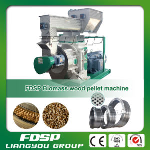 CE Approved Wood Granulating Machine for Solid Pellet Fuel pictures & photos