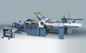 Combination Paper Folding Machine (ZYHD660E)