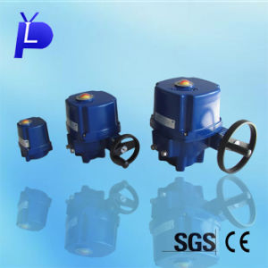 High Quality Quarter-Turn Valve Actuator (QH2)