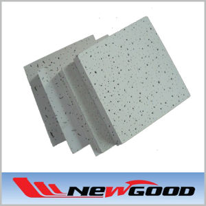 Mineral Fiber Acoustic Ceiling Tiles pictures & photos