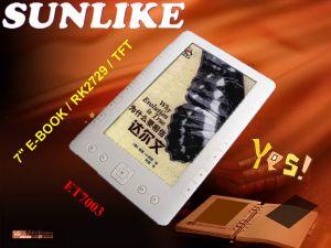 7 Inch Rk2729 TFT E-book (ET7003)
