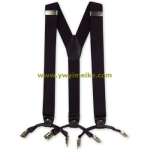Classical Men Suspender Clips (YMKX02) pictures & photos
