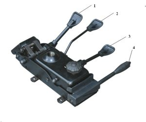 Hardware Accessories - Tilt Lifting (KD-705)