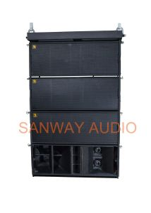 W8LC 3-Way High Power Speaker Professional Line Array, PRO Audio PA System pictures & photos