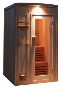 Traditional Sauna Room / Sauna Cabin (KS-1212) pictures & photos