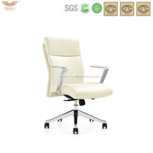 White Leather Boss Office Chair (HB-1511) pictures & photos