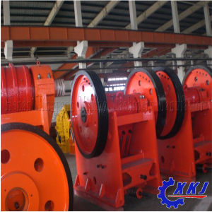 Hot Sale PE Jaw Crusher with Timely Delivery pictures & photos