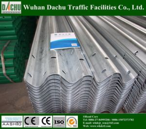Thrie-Beam Roadside Safety Barrier/Guardrail pictures & photos