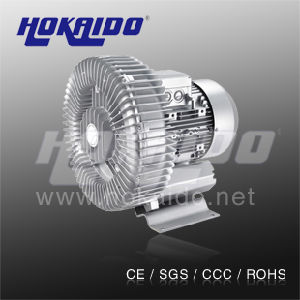 Hokaido Oiless Vacuum Pump High Pressure Regenerative Blower (2HB710H126)