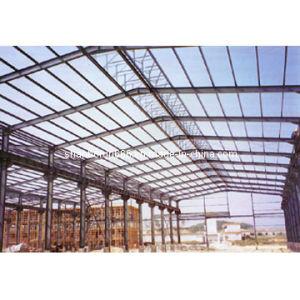 Sierra Leone Precision Prefabricated Steel Shed Storage, Hot DIP Galvanized Pre-Engineered Building Steel Structure (BR00118)