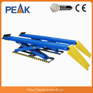 Safety Scissor Garage Lift Auto Hoists with Ce Approval (PX12) pictures & photos