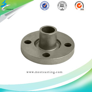 Stainless Steel Investment Casting Flange of Machine Parts pictures & photos