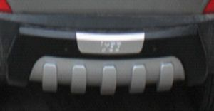 Rear Grille Guard for Tucson Ix35