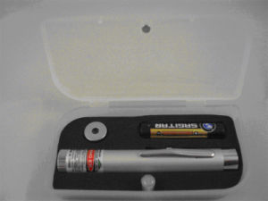 Green Laser Pointer Star Head With Clip (QLP-G009) pictures & photos