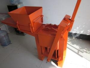 QMR2-40 Manual Clay Brick Making Machine/Block Machine
